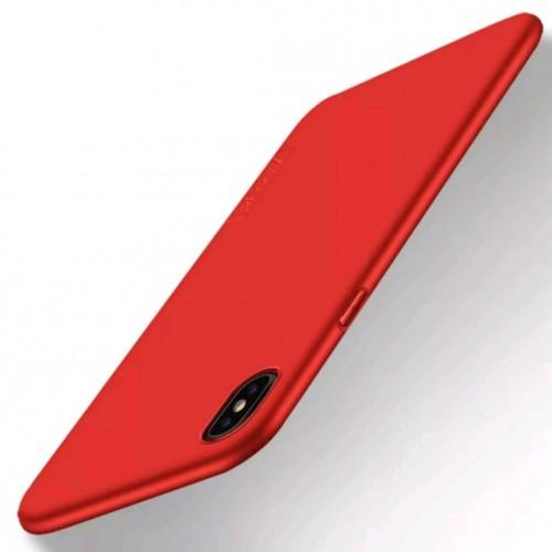 Луксозен оригинален силиконов кейс X-level за iPhone