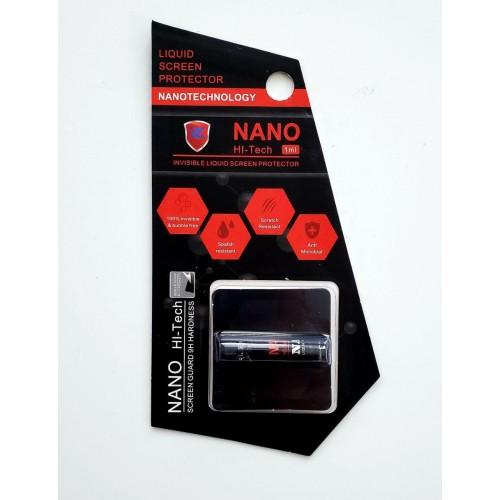 Универсален течен NANO удароустойчив скрийн протектор High Tech за екран до 7 инча Смартфон / Таблет