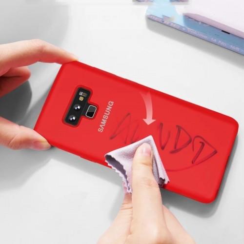 Оригинален силиконов кейс за Samsung Galaxy S8