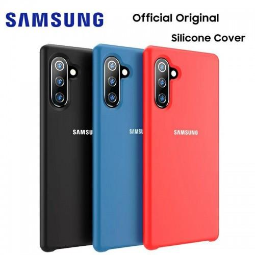 Оriginal official силиконов калъф за Samsung Galaxy NOTE 10