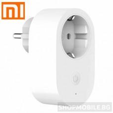 Интелигентен контакт Xiaomi Mi Smart Plug, WiFi, 220-240 V, 16 A