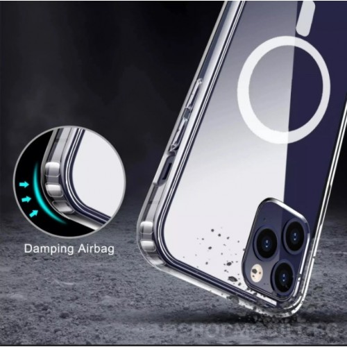 Прозрачен кейс за Apple with MagSafe