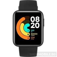 Смарт часовник Xiaomi Mi Watch LITE, Черен