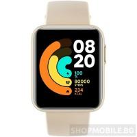 Смарт часовник Xiaomi Mi Watch LITE, Бежов