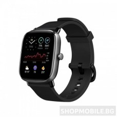 Смарт часовник Xiaomi amazfit GTS 2 Мini, Черен
