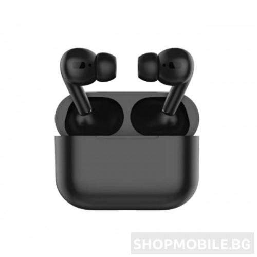 Безжични слушалки A3 Pro GPS, Bluetooth 5.0, тъч контрол, 3D звук