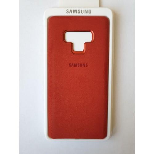 Луксозен, ориинален калъф от Алкантара за Samsung Note 9