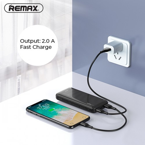 ВЪНШНА БАТЕРИЯ Power Bank REMAX 10000 mAh