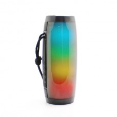 Преносима Bluetooth колонка с 360° звук и 180° светлинно шоу
