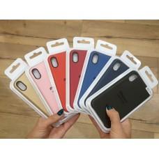 Кожен твърд гръб за Iphone X/XS