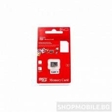 Micro SD Памет Class 10 – 16GB
