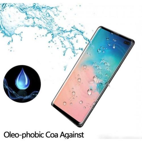 Стъклен протектор с рамка за Samsung Galaxy S10, S10+, S10e, Mate 20 PRO, Note 10, Note 10+