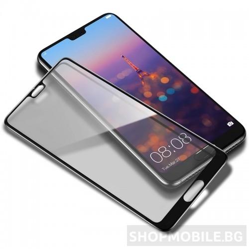 Стъклен протектор с рамка за телефони Huawei