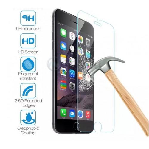 Стъклен протектор за IPhone 5, 6/6S, 6+, 7/8, 7+/8+, X/XS, XR, XS MAX, 11, 11 PRO, 11 PRO MAX