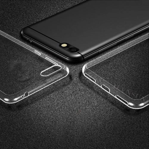 Ултра тънък прозрачен гръб за Iphone