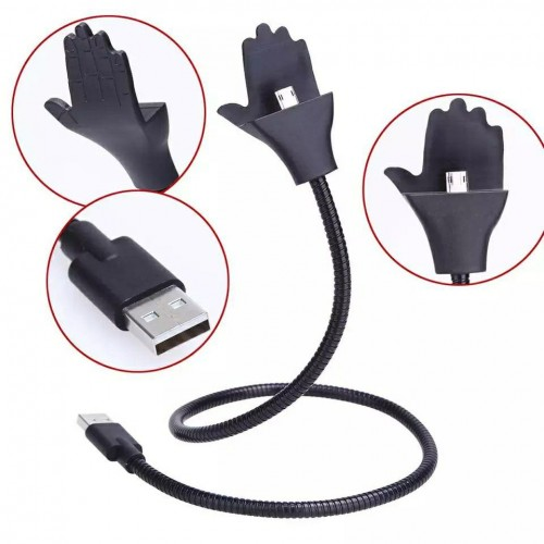 Универсален гъвкъв USB кабел
