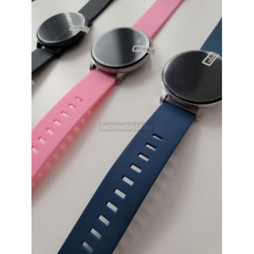 Водоустойчив Спортен Смарт Часовник W8, Пулс, Kрачки, Разстояние, Мултиспорт, Bluetooth