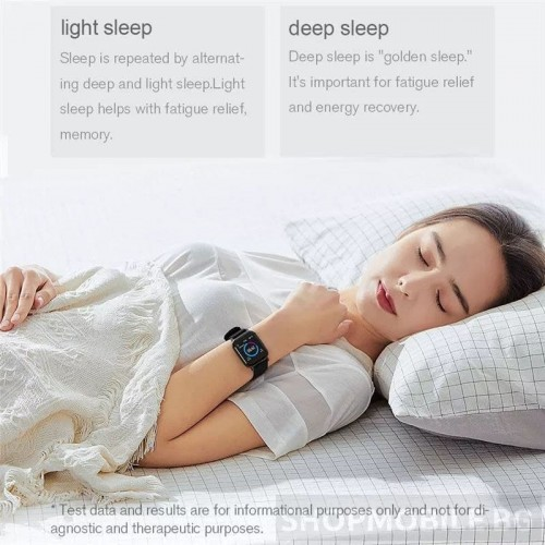 Xiaomi Watch Haylou LS02 Водоустойчив, черен