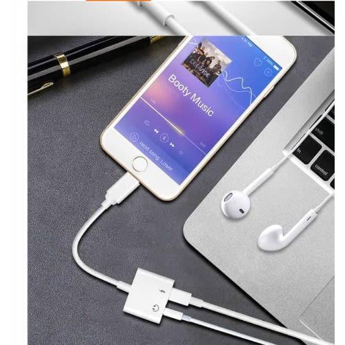 Преходник за Apple устройства Lightning To 3.5mm Aux