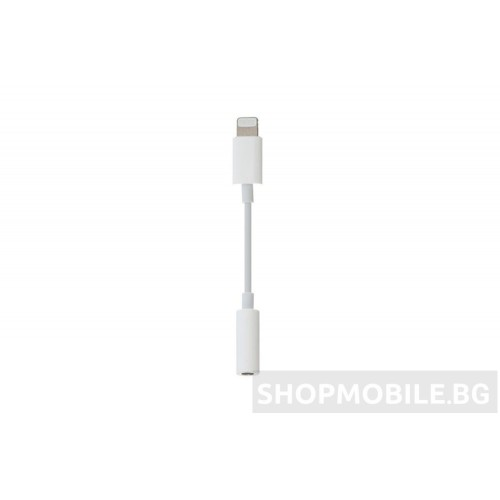 Преходник за Apple устройства Lightning To 3.5mm Aux