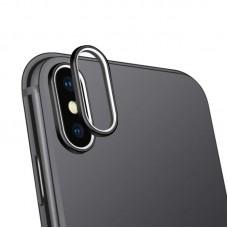Ринг протектор за камерата за iPhone  X/S, X/S MAX