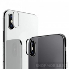 Ринг протектор за камерата за iPhone X