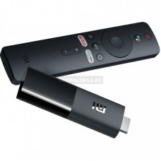 Медиа плеър Xiaomi Mi TV Stick, Full HD, Chromecast, Control Voce, Bluetooth, Wi-Fi, HDMI, Черен